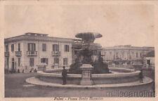 * PALMI - Piazza Benito Mussolini 1937