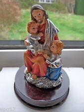 Jesus Blessing The Children Figurine New In Box