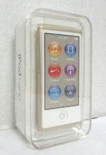 Genuine Apple iPod Nano 7th Generation - Gold