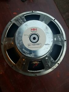 HH Acoustic 15 inch driver 100pa8