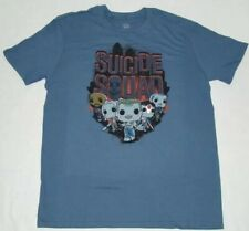 Funko DC Legion Of Collectors Suicide Squad T-Shirt XL Joker Harley Quinn NEW