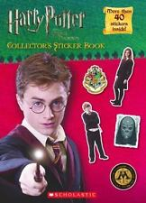 Harry Potter and the Order of the Phoenix Collector's Sticker Book, Scholastic I
