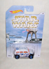 HW 2016 STAR WARS PLANET SERIES  HOTH Wal-Mart Exclusive Rockster 4/8 DJL07