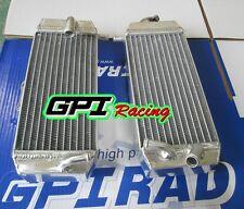 L&R aluminum radiator Yamaha YZ250F/YZF250 07 08 09 2007 2008 2009