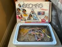 GEOMAG MAGNETIC WORLD THE ORIGINAL WITH DEKO PANELS COMPLETE