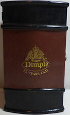 VHTF DIMPLE SCOTCH WHISKY WOODEN CASE