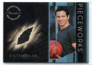2004 Catwoman Pieceworks 14 Benjamin Bratt T-Shirt Detective Tom Lone
