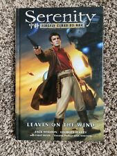 Serenity : Firefly Class 03-K64 Leaves on the Wind Vol 4 Hc 1st Edition