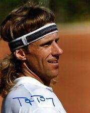 Bjorn Borg signed 8x10 photo / autograph Tennis