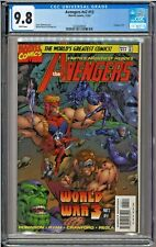 Avengers #v2 #13 #415 CGC 9.8 White Pages