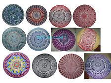 20 Pcs Lot Wholesale Mandala Round Roundie Beach Throw  Mandala Decor