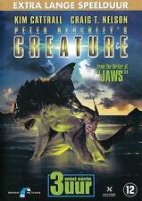 Creature NEW PAL Cult Series DVD Stuart Gillard Craig T. Nelson Kim Cattrall
