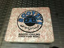 BOOTSY COLLINS : JAPAN CD IN METAL BOX + BOOKLET 44 PAGES  WHAT' s BOOTSY DOIN ?