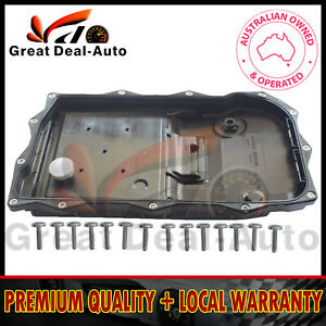 Fit Jeep Grand Cherokee WK 8 Speed Transmission Oil Pan & Service Kit 2014-2020
