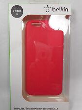 "Belkin Grip Case iPhone 6/6s, 4.7"", Bright Pink, Open Box, F8W604btC02"