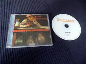 CD Klaus Wunderlich Uralteedelschnulzensynthesizergags BELL Records Moog Hammond
