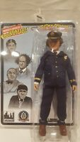 "2017 FIGURES TOY COMPANY THREE STOOGES LARRY FINE POLICE OFFICER 8"" FIGURE NEW"