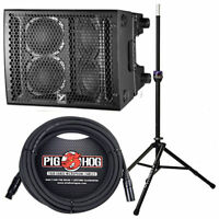 Yorkville PSA1 Line Array Speaker With Free Ultimate TS90B Stand and Cable