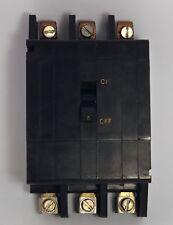 Crabtree C-50 5A 5 Amp Triple Pole MCB M4.5 3P Three Phase Circuit Breaker C50