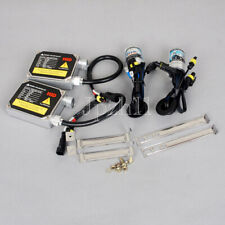 35W Car HID Light Kit H4-2 15000K Deep Blue Hi-Xenon Lo-Halogen AC Ballast #W6