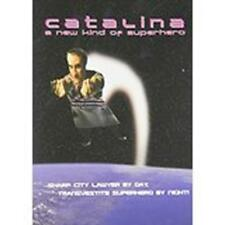 CATALINA: A New Kind of Superhero (DVD, 2010) New / Sealed / Free Shipping