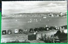 More details for scotland cricket on the links nairn rppc - posted 1967