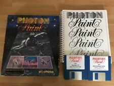 PHOTO PAINT 2.0  For The COMMODORE AMIGA