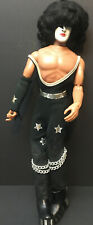 """Vintage MEGO Paul Stanley KISS Doll Action Figure 1977 Rock N' Roll 12"""" Toy Doll"""
