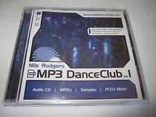 Nile Rodgers MP3 Dance Club Vol 1 Audio CD/ MP3 2001
