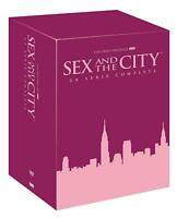 17 Dvd Box unico Cofanetto SEX AND THE CITY stagione 1-6 serie completa nuovo