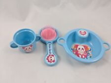 Pinkie Panda Dish Cup Brush Lot Shillman 1987