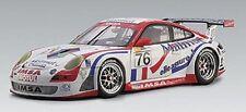 AUTOart 1/18: 80771 Porsche 911 GT3 RSR L.M. GT2 Vainqueur de la classe 2007 #76