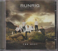 "RUNRIG ""30 Year Journey  - The Best"" Best Of CD"