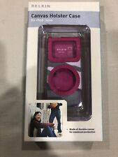 Belkin Canvas Holster Case For Ipod Nano 2G Canvas F8Z 127