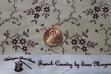 """""""FRENCH COUNTRY"""" CIRCA 1850 QUILT FABRIC BTY WASHINGTON STREET STUDIO 00374-E"""