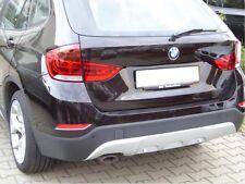 Chromstreben für BMW X1 Facelift E84 Reflektoren Stoßstange hinten Chrom Tuning
