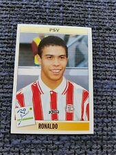ROOKIE RONALDO – PANINI FOOTBALL 95 DUTCH ISSUE – PSV, BARCELONA, REAL MADRID