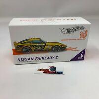 Hot Wheels id Car NC2 Nissan Fairlady Z