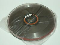 1 x Brand New Agfa 5in 1/4in Wide Reel To Reel Recording Mastering Tape