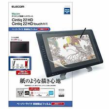 ELECOM Wacom TB-WC22FLAPL PC Pellicola Penna Tablet Cintiq 22HD / Touch #v53