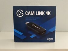 NEW Elgato Cam Link 4K HDMI Capture Device *SHIPS SAME DAY*