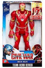 IRON MAN PERSONAGGIO SNODABILE PARLANTE 30 CM - CIVIL WAR