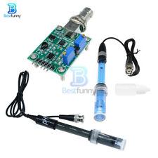 Liquid Ph Electrode Probe Blueblack 4502c Liquid Ph Value Detection Sensor