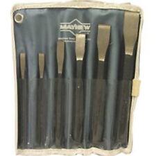 Mayhew Tools 60560 Cincel Frío Juego, 6 Piezas