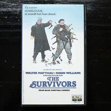 THE SURVIVORS - VHS