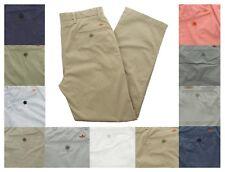 Dockers Mens D2 Straight Fit Field Khaki Lightweight Flat Front Casual Pants