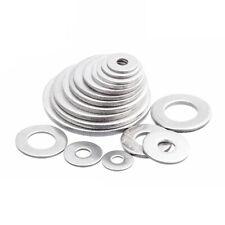 600x DIN125 Stainless Steel Flat Plain Washer Assortment Kit w//Box M1.6-M10 UK