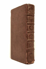 JOLY CLAUDE. TRAITE DES RESTITUTIONS DES GRANDS. 1665.