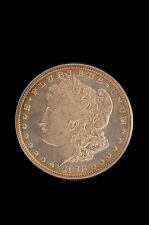 1878 7/8TF Morgan Dollar PCGS MS65 Strong