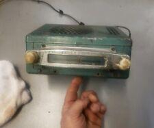 Rare Motorola Vintage Car Radio AM  1950's dealer installed austin healey 100/4